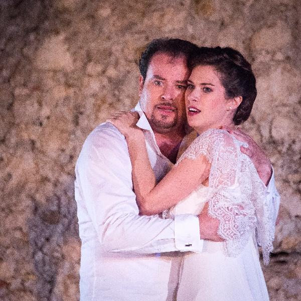 Violetta et Alfredo (Bruno Robba)